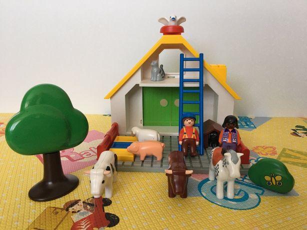 Игровой набор Playmobil Ферма