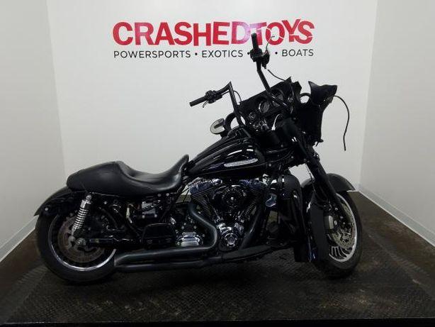 Harley-Davidson FLHTK Electra Glide Ultra Limited 2012
