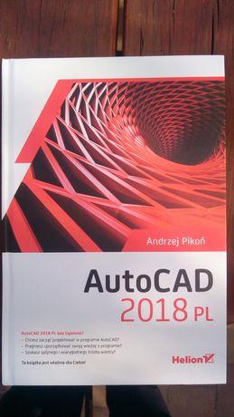 Książka AutoCAD 2018PL