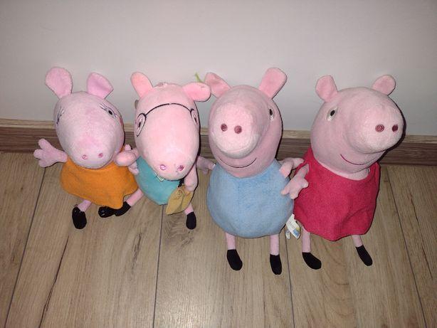 Cała rodzina świnka peppa