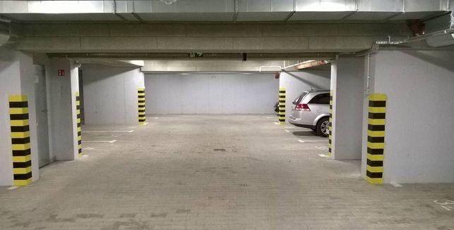 Miejsca postojowe Miejsce w hali garażowej ul. Hołdu Pruskiego 8