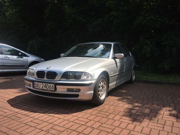 BMW E46 320i 150KM Benzyna