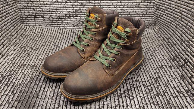 Ботинки Dockers мужские кожаные 45р, 29см