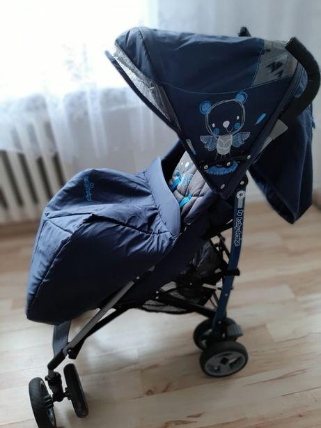Wózek spacerówka Travel Quick Babydesign granatowy