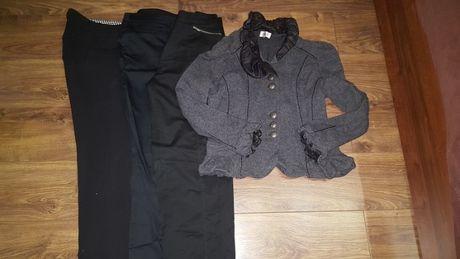 spodnie caterina 3 sztuki żakiet