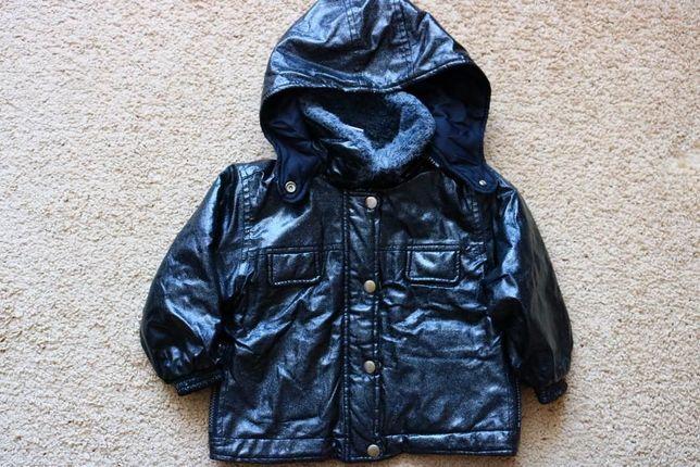 Модная курточка на девочку р. 92-98