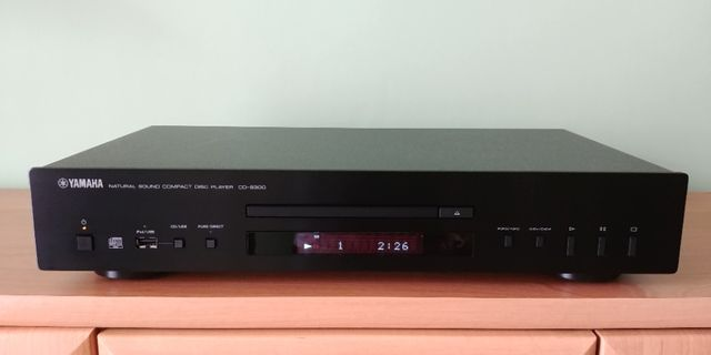 Odtwarzacz cd YAMAHA CD S-300