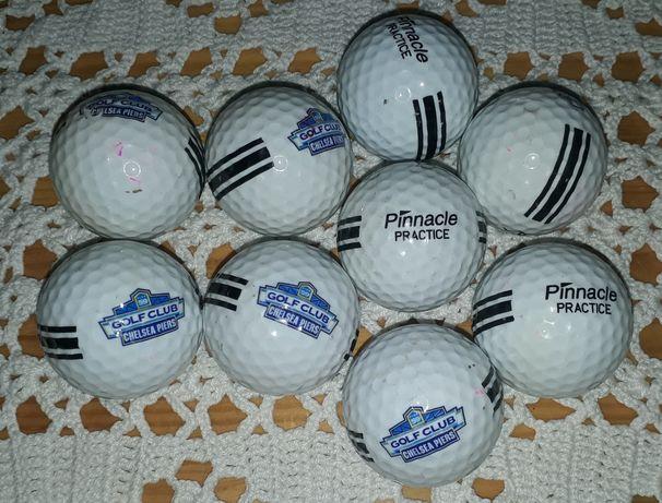 Bolas de golfe antigas para coleccionar