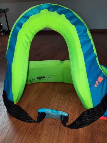 Kapok do nauki pływania dla dziecka