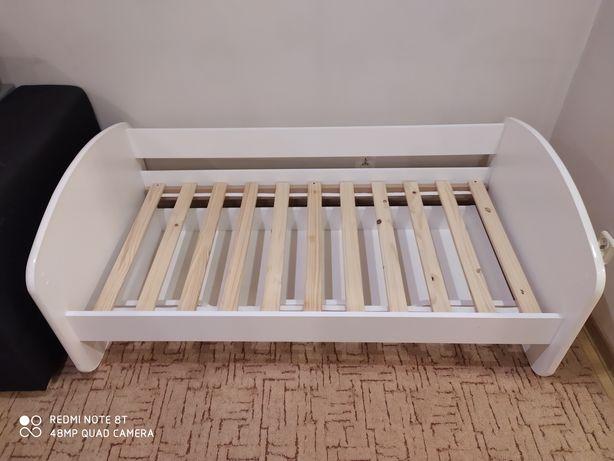 Łóżeczko 140x70 z szuflada