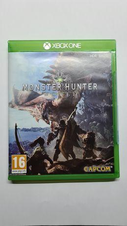 Monster Hunter World XBOX stan idealny