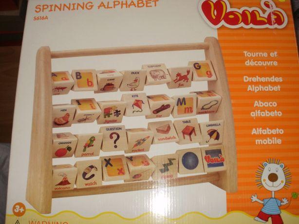 Alfabet dla dzieci do nauki j.angielskiego - NOWY
