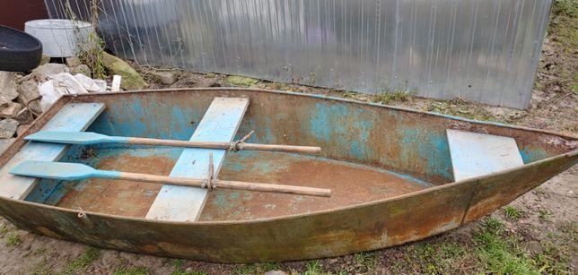 Продаю металевий човен