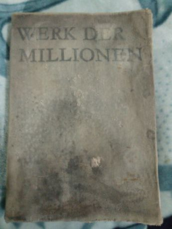 Книга «Праця мільйонів. 20-річчя Німецької Демократичної Республіки»