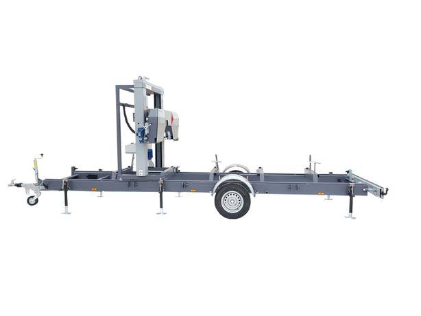 Trak taśmowy z homologacją TTP-600 Przejezdny Mobilny nowy producentC