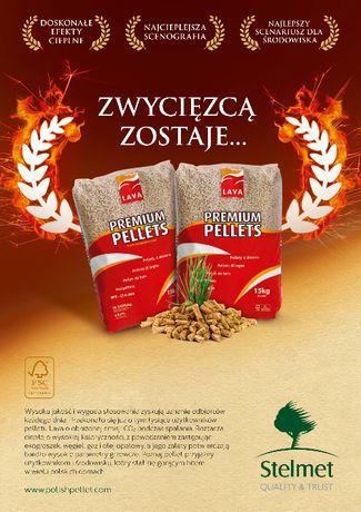 Pellet Lava Węgrów