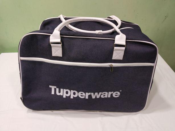 Saco trolley novo da marca Tupperware com qualidade e resistência