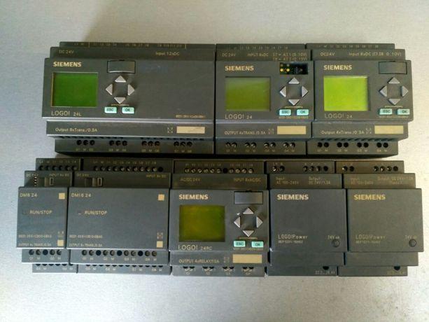 Без торгу Контроллер Siemens Logo 24,Логічні модулі Siemens Logo