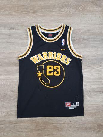 NBA Nike Warriors t-shirt sportowy r xs/s USA