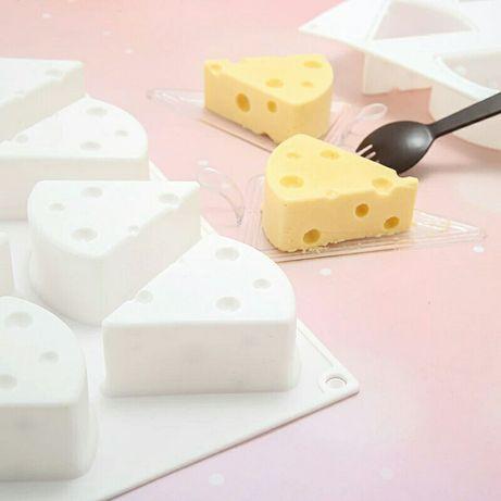 Forma silicone forma queijo