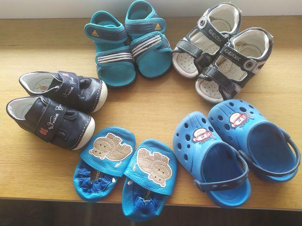 Босоножки сандалии мальчик Geox Adidas crocs