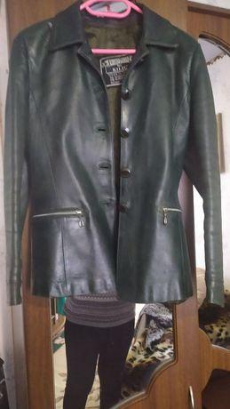 Куртка кожаная, 200 грн