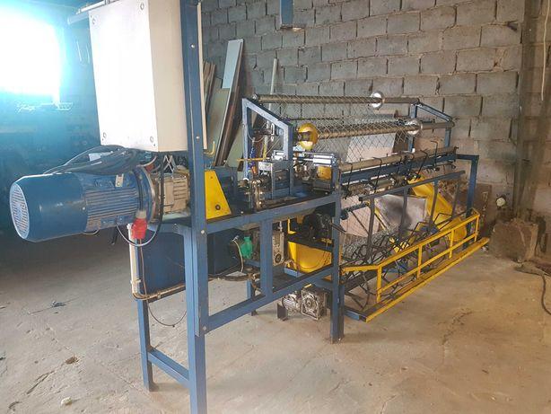 Maszyna do produkcji siatki automat Diilmet
