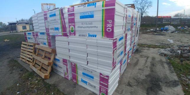 Styropian dach podłoga fasada (XPS)
