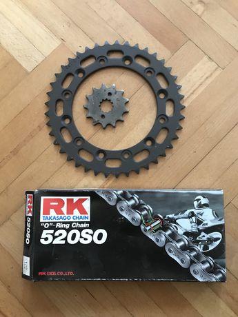Łańcuch napędowy TK Takasago chain 520S0