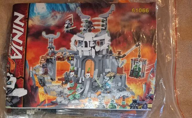 Klocki Ninjago Lochy szkieletowego Czarownika jak Lego