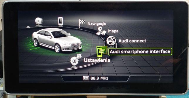 Aktywacja Apple CarPlay Mirrorlink Android Auto Audi VW Seat Skoda