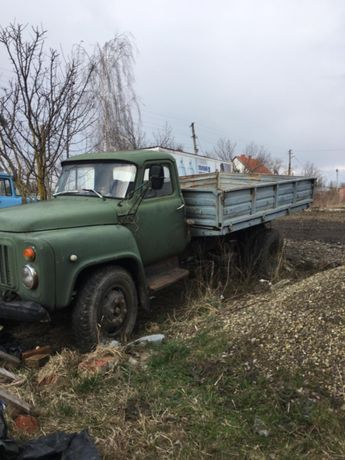 Продам ГАЗ 53 Бортова