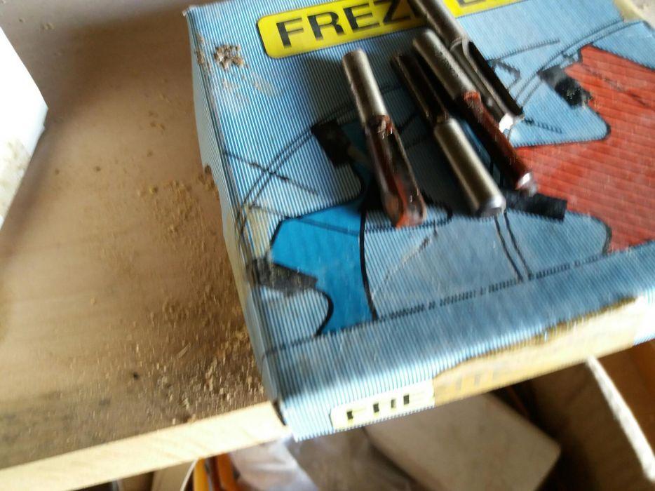 Freses brocas para furadores fresadora carpintaria Porto De Mós - São João Baptista E São Pedro - imagem 1