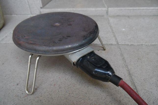 Turystyczna kuchenka , płyta grzewcza elektryczna