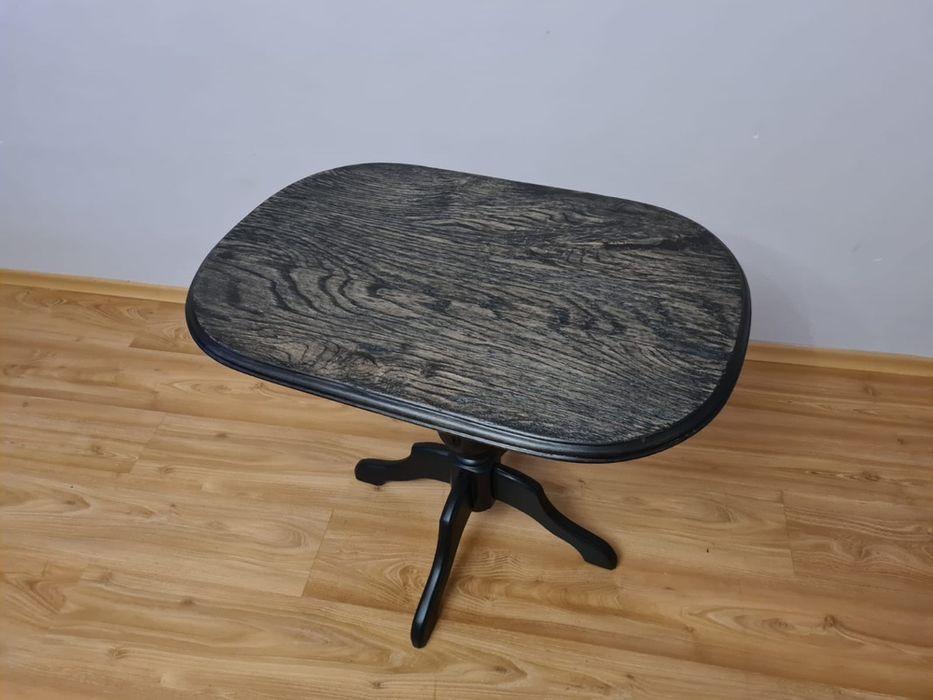 Stolik z litego drewna Przodkowo - image 1