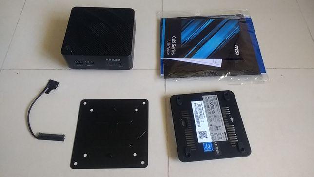 Mini-PC MSI Cubi N (avariado)