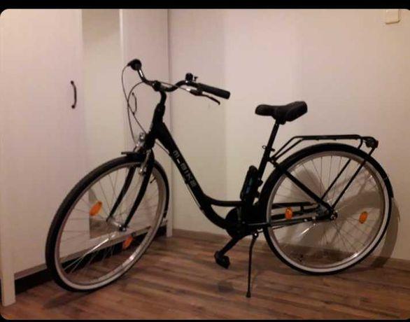 Rower miejski nieużywany