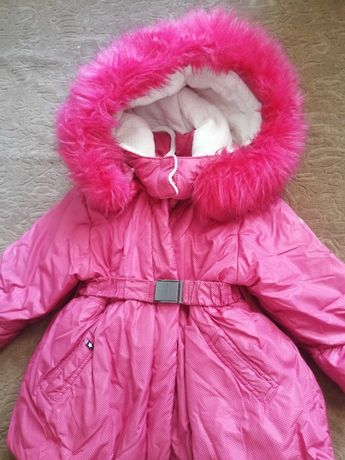 Детский зимний костюм комбинезон, Войчик