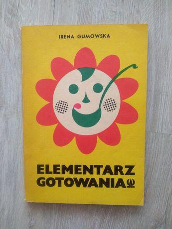 Elementarz gotowania. Irena Gumowska