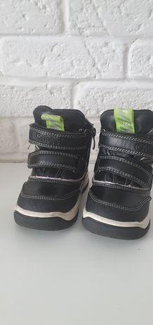 Дитячі зимові черевики Clibee 22 розмір