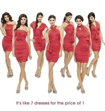 Платье трансформер от Avon