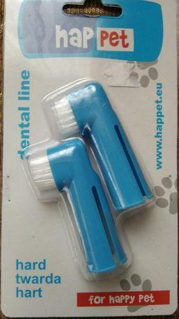 Зубні щітки для собак і котів