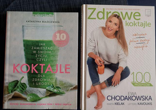 Zdrowe koktajle, Ewa Chodakowska. Koktajle, detoks przepisy