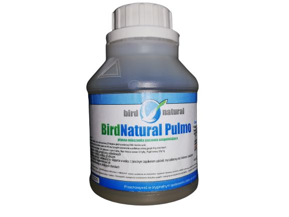 Bird Natural Pulmo 250ml na drogi oddechowe