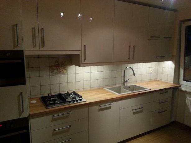 Montaż mebli kuchennych IKEA, Leroy Merlin - realizacja w jeden dzień.