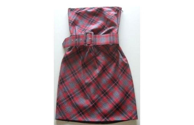 Sukienka z paskiem Denny Rose r.S