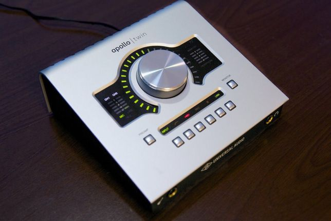 Universal Audio Apollo Twin Duo (Thunderbolt)