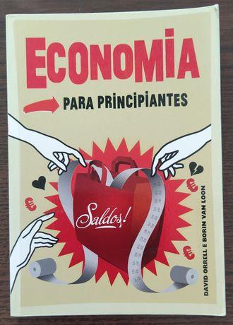 Livro Economia para Principiantes