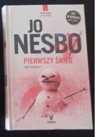 Jo Nesbo - Pierwszy śnieg Tom 1