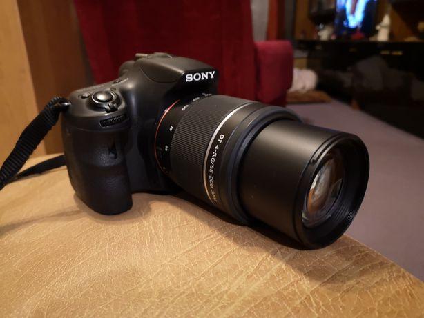 Sprzedam Aparat Cyfrowy Lustrzanka Sony A58